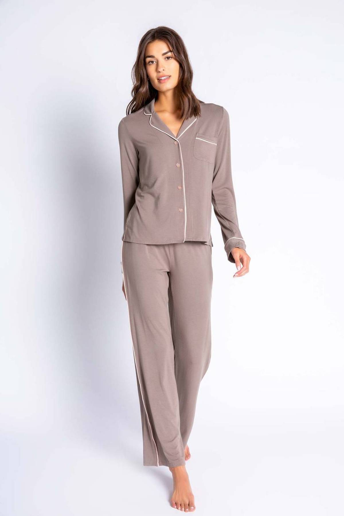 MODAL BASICS PJ SET W MASK