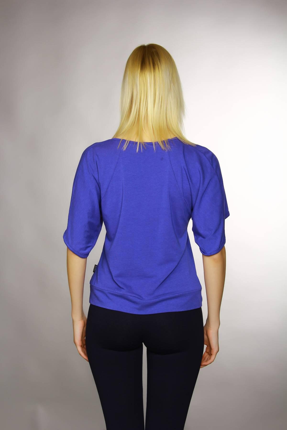 блуза Blanche Fleur