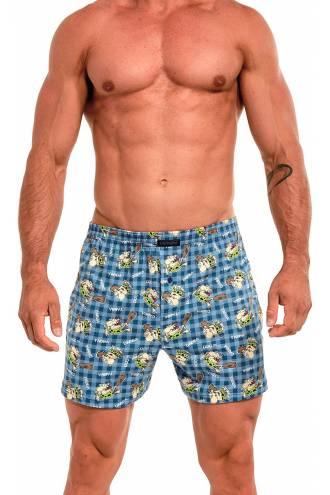 001-19 Classic Чоловічі боксерки 79