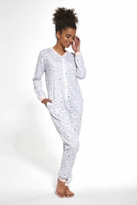 386-20 Жіноча піжама-комбінезон 258 Swan 2