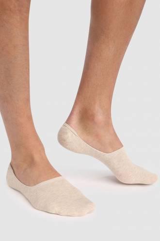 Хлопковые низкие носки мужские (2 шт) DIM