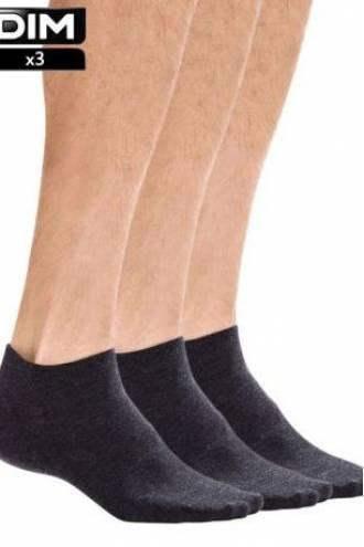 Мужские низкие носки (3шт) DIM