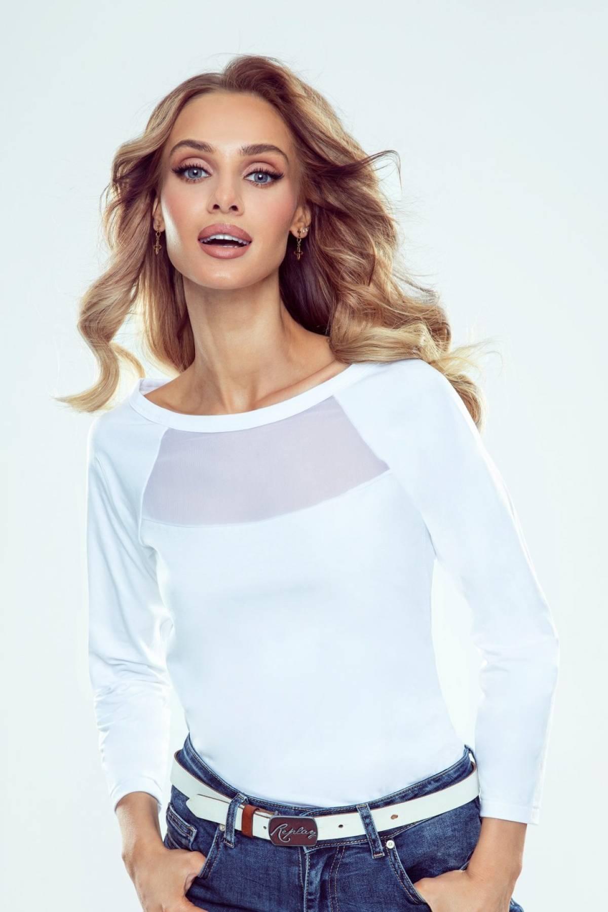 Блузка Janet Eldar