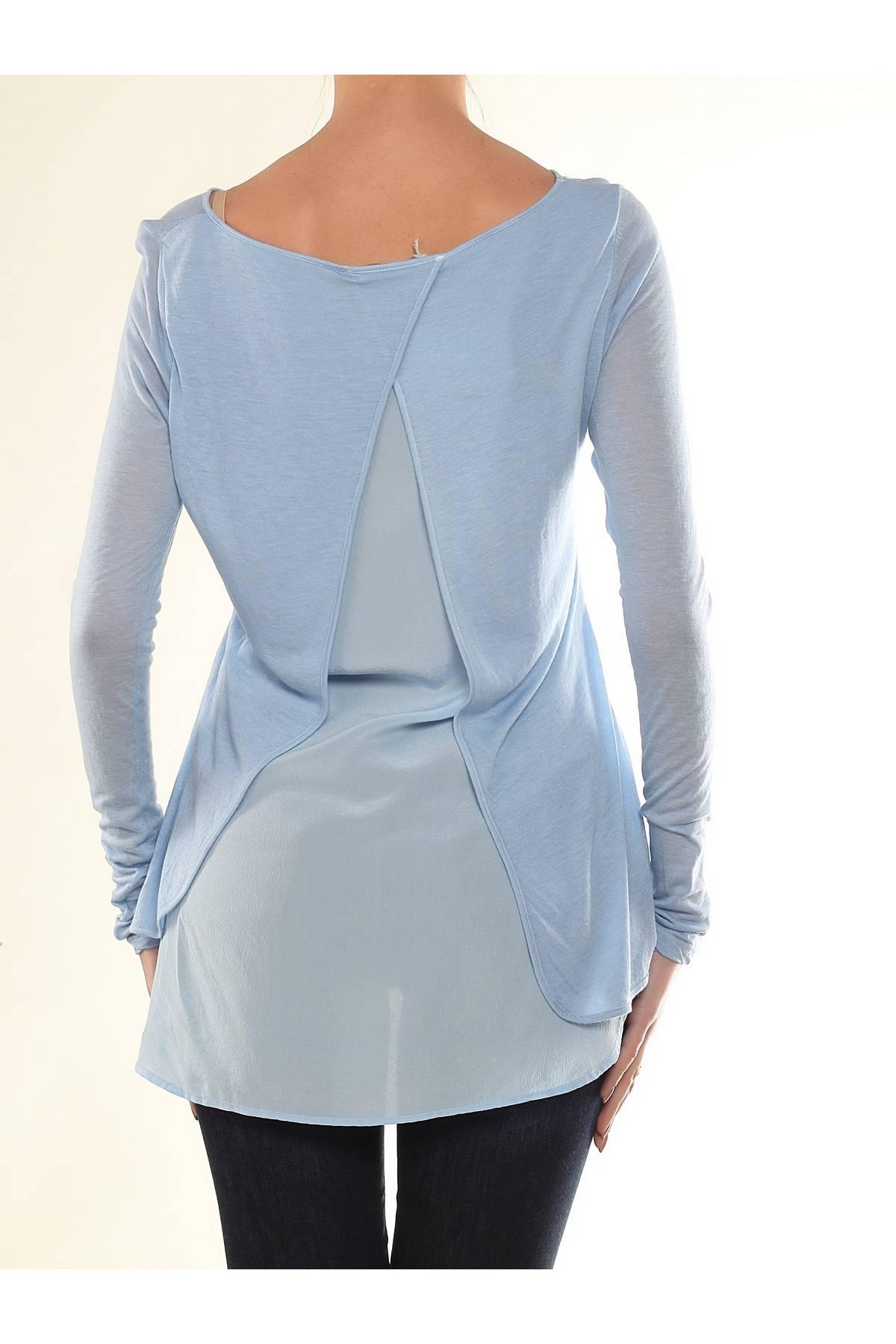 Блуза laFABBRICAdelLINO